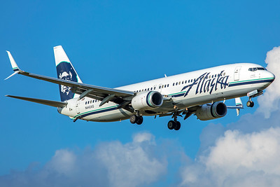 Alaska Airlines Boeing 737-990(ER) N442AS 9-2-18