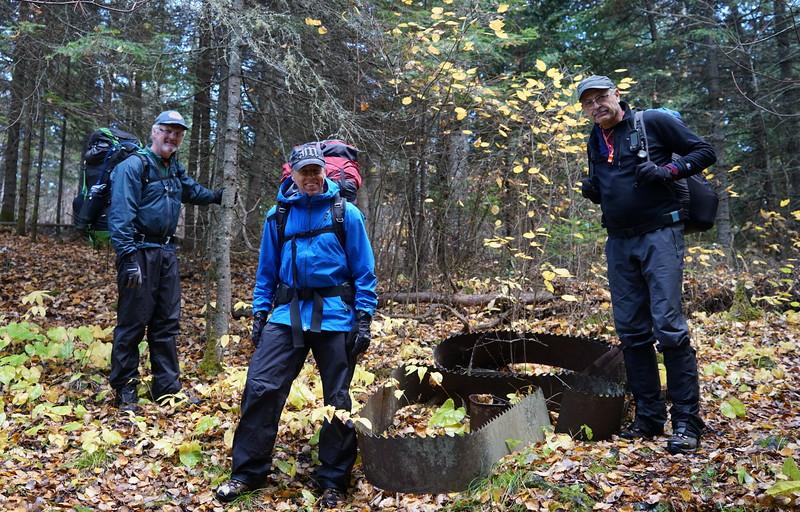 History preserved on Kek Trail