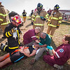 Tractor Rescue Simulation, Freeport, IL