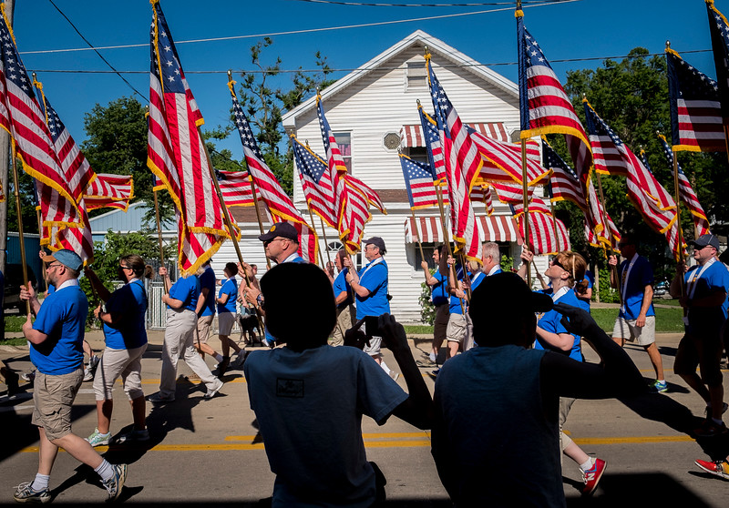 Memorial Day, Bloomington, IL