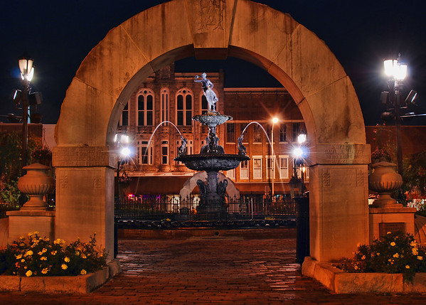 Fountain Square Park Bowling Green, KY