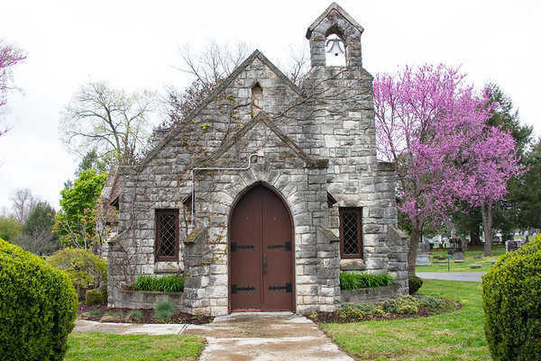 Bloch Chapel - Fairview Cemetery, Bowling Green, KY