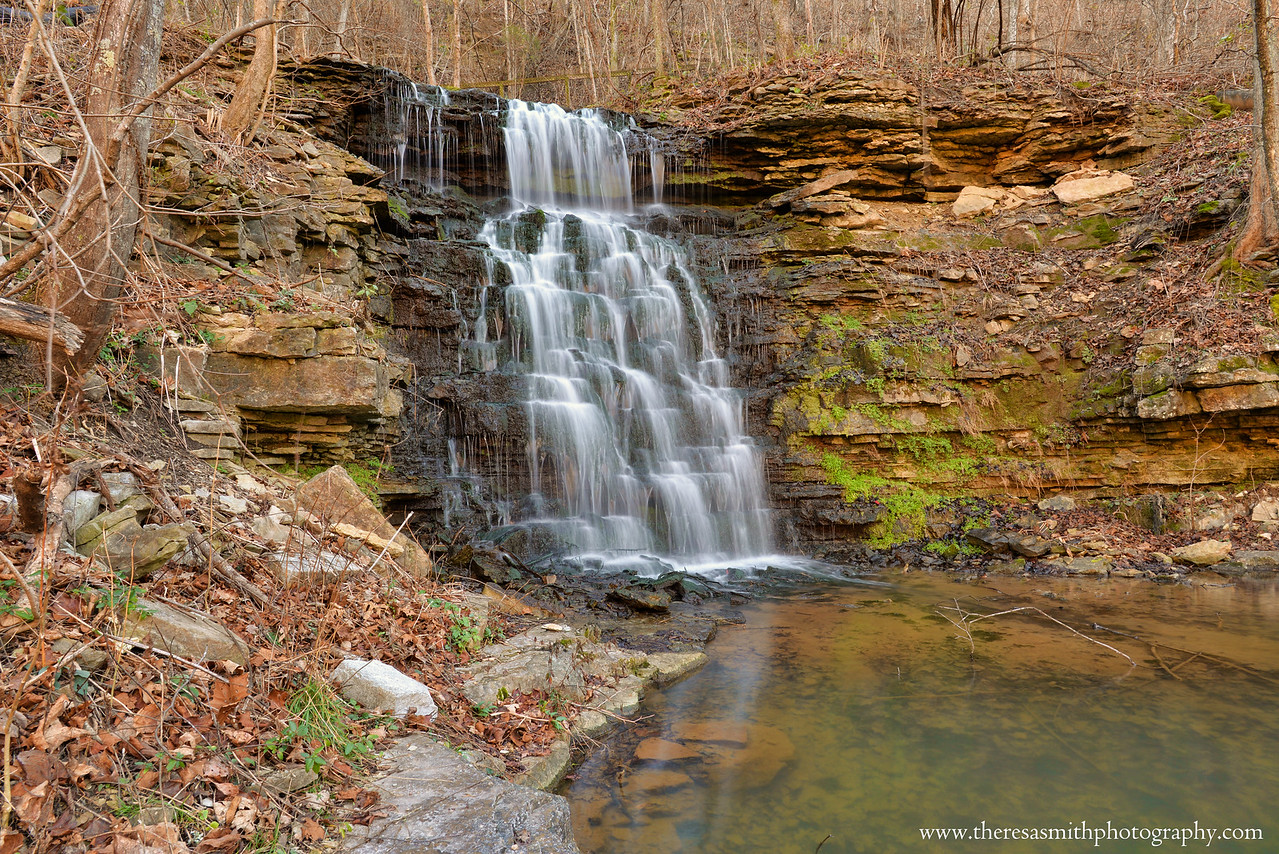 Cove Springs Park and Nature Preserve - Frankfort, KY
