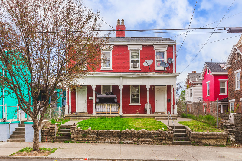 • 15th Street West • Historic West 15th Street • Covington • Kentucky • United States •