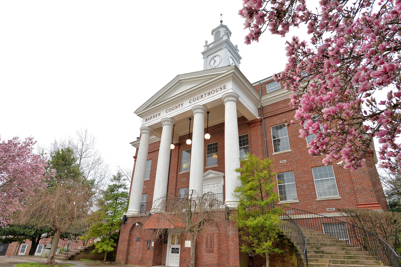 Barren County Courthouse