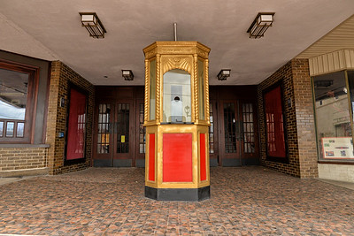 Plaza Theatre Ticket Booth