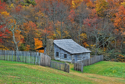 Hensley Settlement Middlesboro KY 2010 10 23_0546