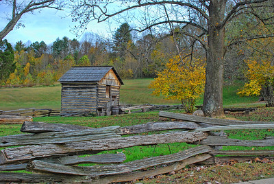 Hensley Settlement, Middlesboro, KY