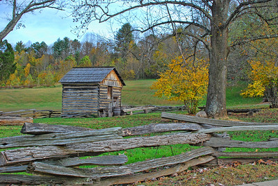 Hensley Settlement Middlesboro KY 2010 10 23_0333
