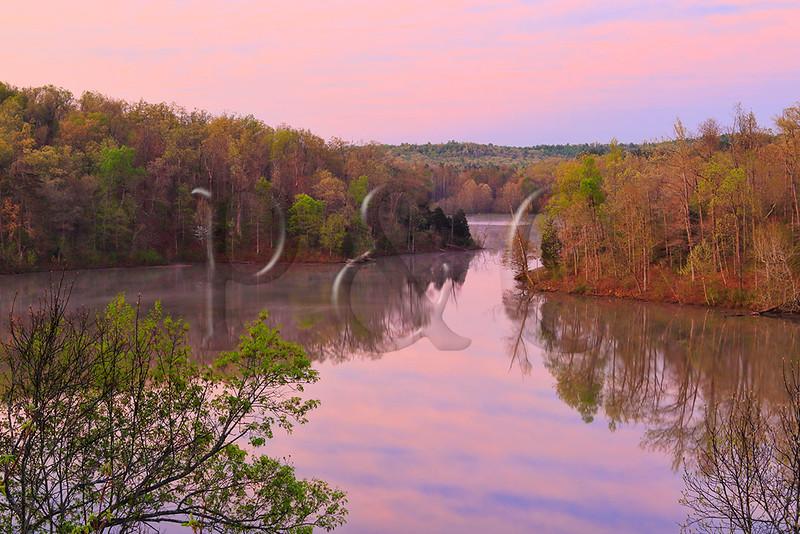 KY PENNYRILE FOREST STATE RESORT PARK PENNYRILE LAKE SUNRISE APRAF_MG_8027MMW