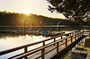 KY PENNYRILE FOREST STATE RESORT PARK BOAT DOCK SUNSET APRAF_MG_1994bMMW