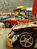 KY BOWLING GREEN NATIONAL CORVETTE MUSEUM CORVETTE CAVE IN APRAF_4140565MMW