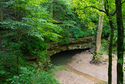 River Styx Spring - Mammoth Cave National Park