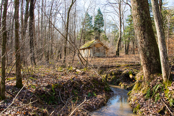 Bransford Spring Pump House- Mammoth Cave National Park