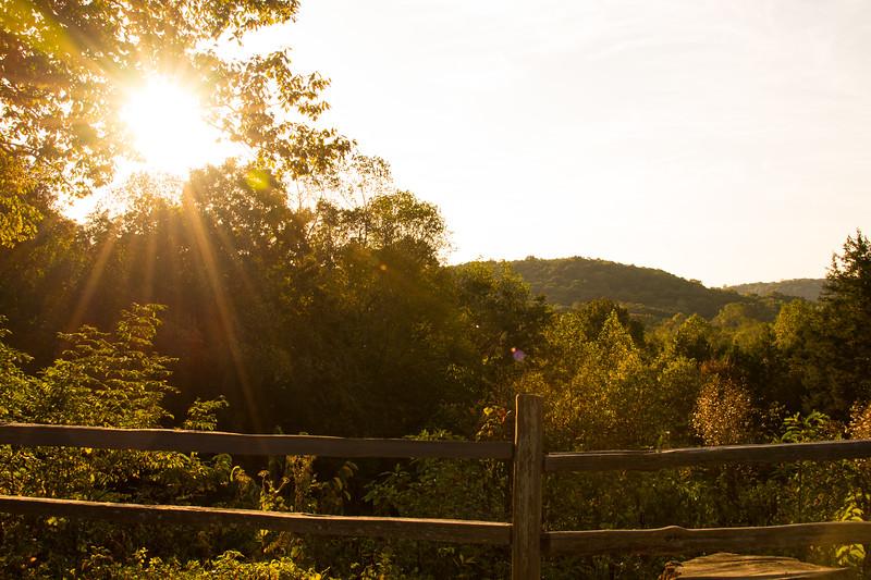 Doyle Valley Overlook MCNP