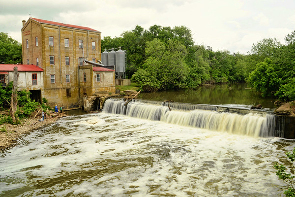 Weisenberger Mill - Midway, KY