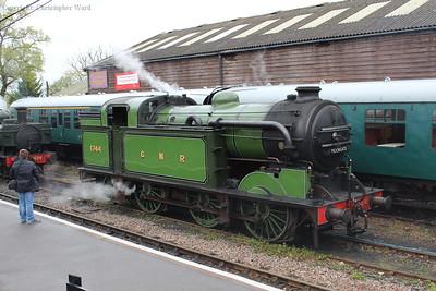 1744 in the loop at Tenterden
