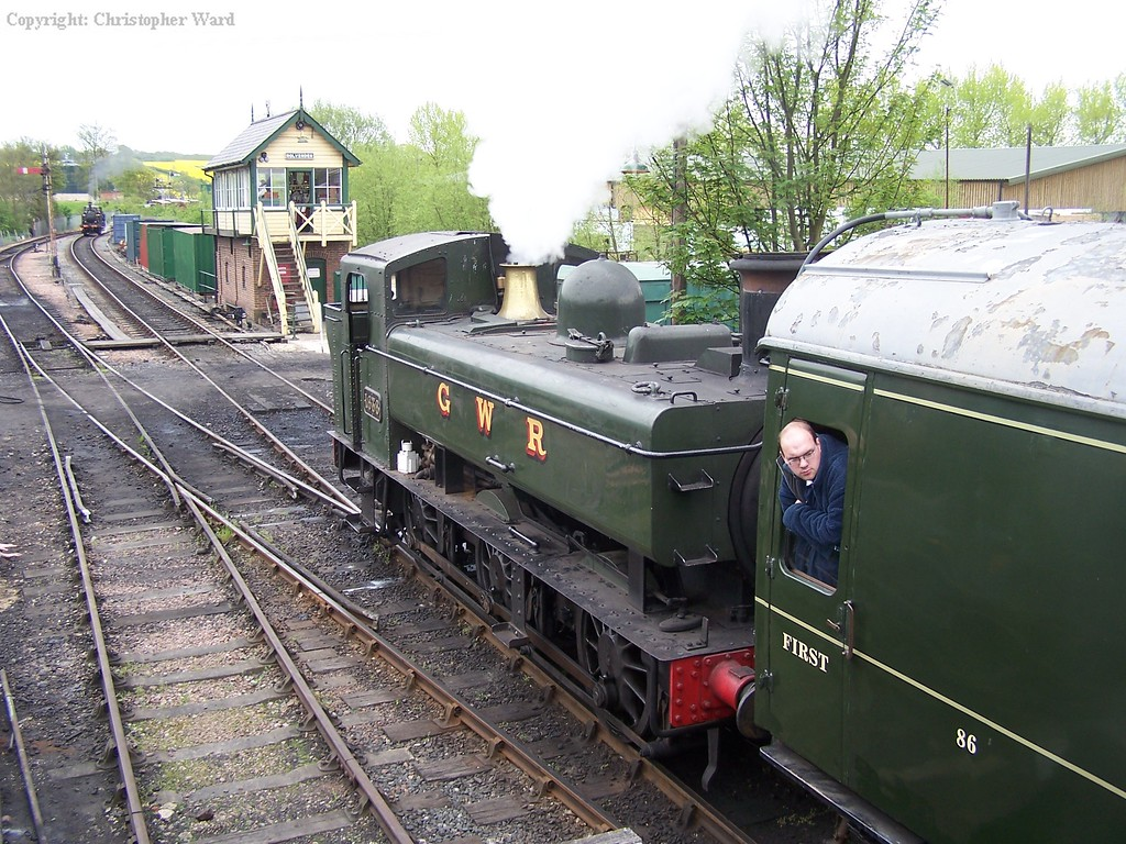 1638 loses 672 before heading for Bodiam