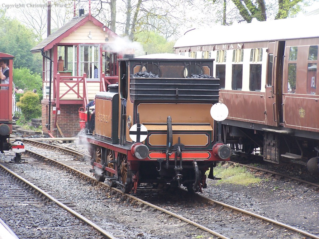 Stepney awaits its turn