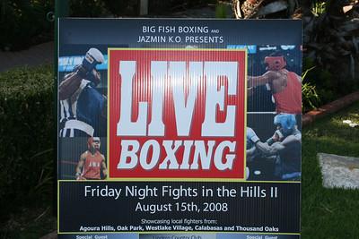 0   Big Fish Boxing presents live amateur boxing in Agoura Hills