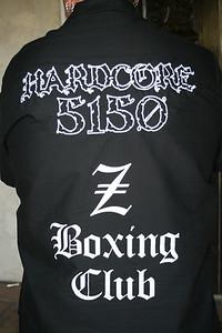 2   Z Boxing Club