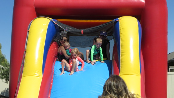 Kate's & Harrison's 4th Birthday