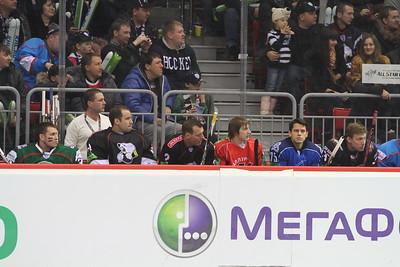 Матч Звезд КХЛ. Челябинск, 12 января 2013. Мастер-шоу. KHL Allstar game 2013. Superskills