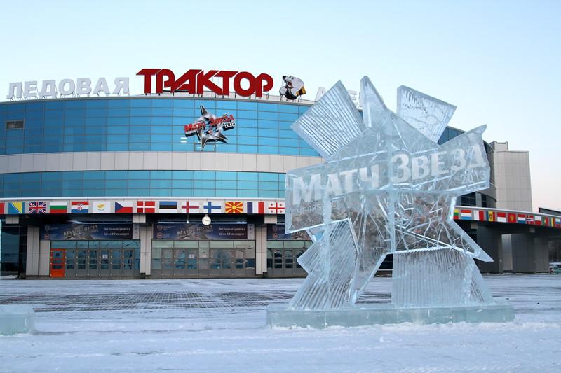 Матч Звезд КХЛ 2013