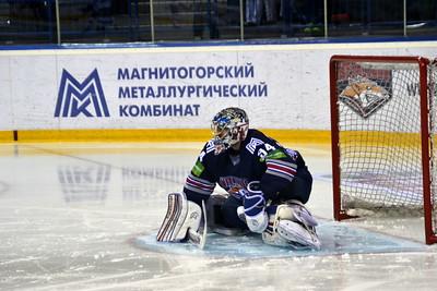 Магнитогорский Металлург одержал вторую победу подряд на турнире, посвященной памяти Ивана Ромазана