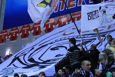 Баннер с Гагариным