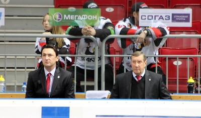 Равиль Гусманов, Валерий Белоусов