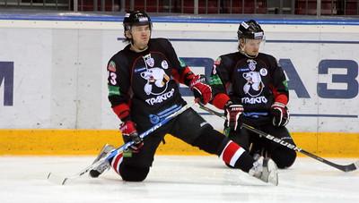Станислав Чистов, Константин Плаксин
