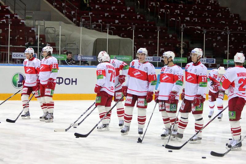 Спартак (Москва) (Хоккей) | Р-Спорт Все главные