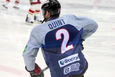 Дерон Куинт, Deron Quint