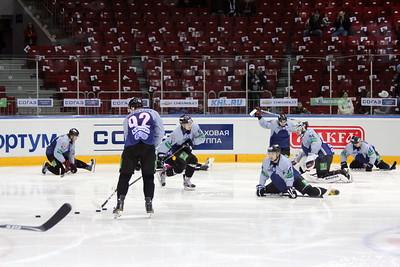 Трактор (Челябинск) - Спартак (Москва) 2:1. 24 февраля 2012