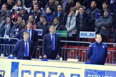 Трактор (Челябинск) - Динамо (Москва) 2:3. 27 декабря 2011