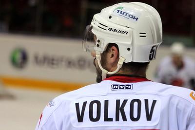 Игорь Волков, Igor Volkov