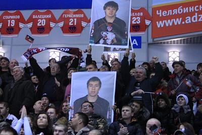 Портреты Антона Глинкина и Антона Бурдасова