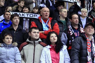Трактор (Челябинск) - Югра (Ханты-Мансийск) 2:6. 3 декабря 2011