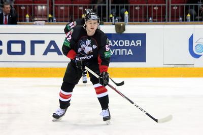 Трактор (Челябинск) - Югра (Ханты-Мансийск) 1:0. 7 марта 2012