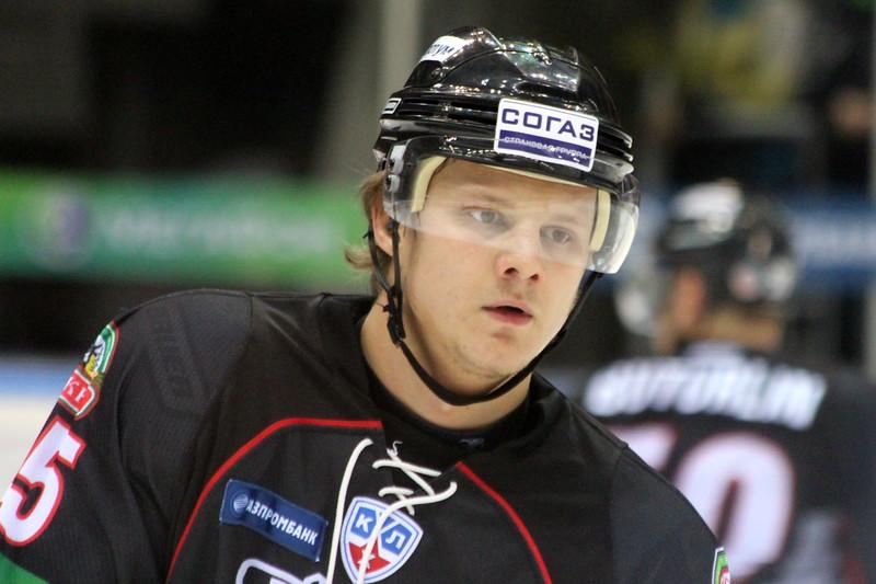 Андрей Конев, хоккеист, Трактор Челябинск, Локомотив Ярославль