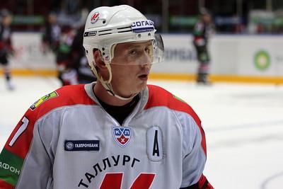 Трактор (Челябинск) - Металлург (Новокузнецк) 3:2 Б. 12 сентября 2011