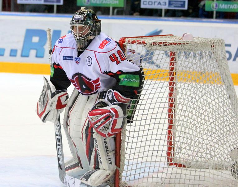 Евгений Лобанов, Автомобилист Екатеринбург, хоккей