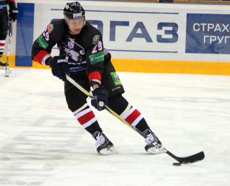 Алексей Васильченко, Трактор Челябинск, хоккей
