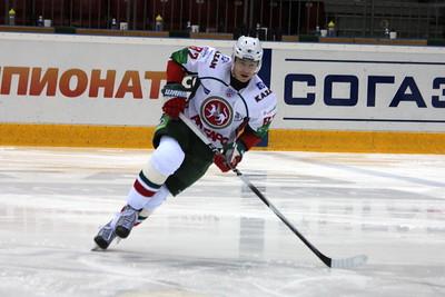 Трактор (Челябинск) - Ак Барс (Казань) 2:1. 16 марта 2012