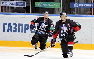 Алексей Васильченко и Геннадий Разин
