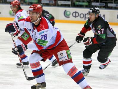 Александр Гуськов и Владимир Антипов