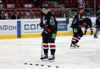 Евгений Кузнецов и шесть шайб