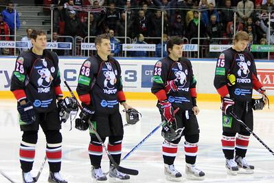 Алексей Васильченко, Ян Булис, Станислав Чистов, Андрей Конев