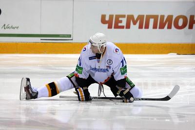 Трактор (Челябинск) - Северсталь (Череповец) 5:4. 26 февраля 2012